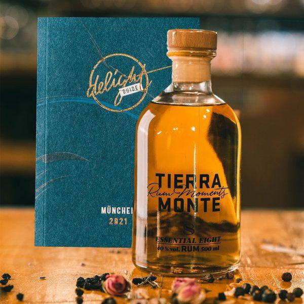 cheers2 rum; tierraMonte; delight guide